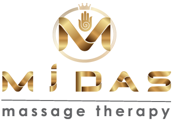 Midas Massage Therapy Retina Logo